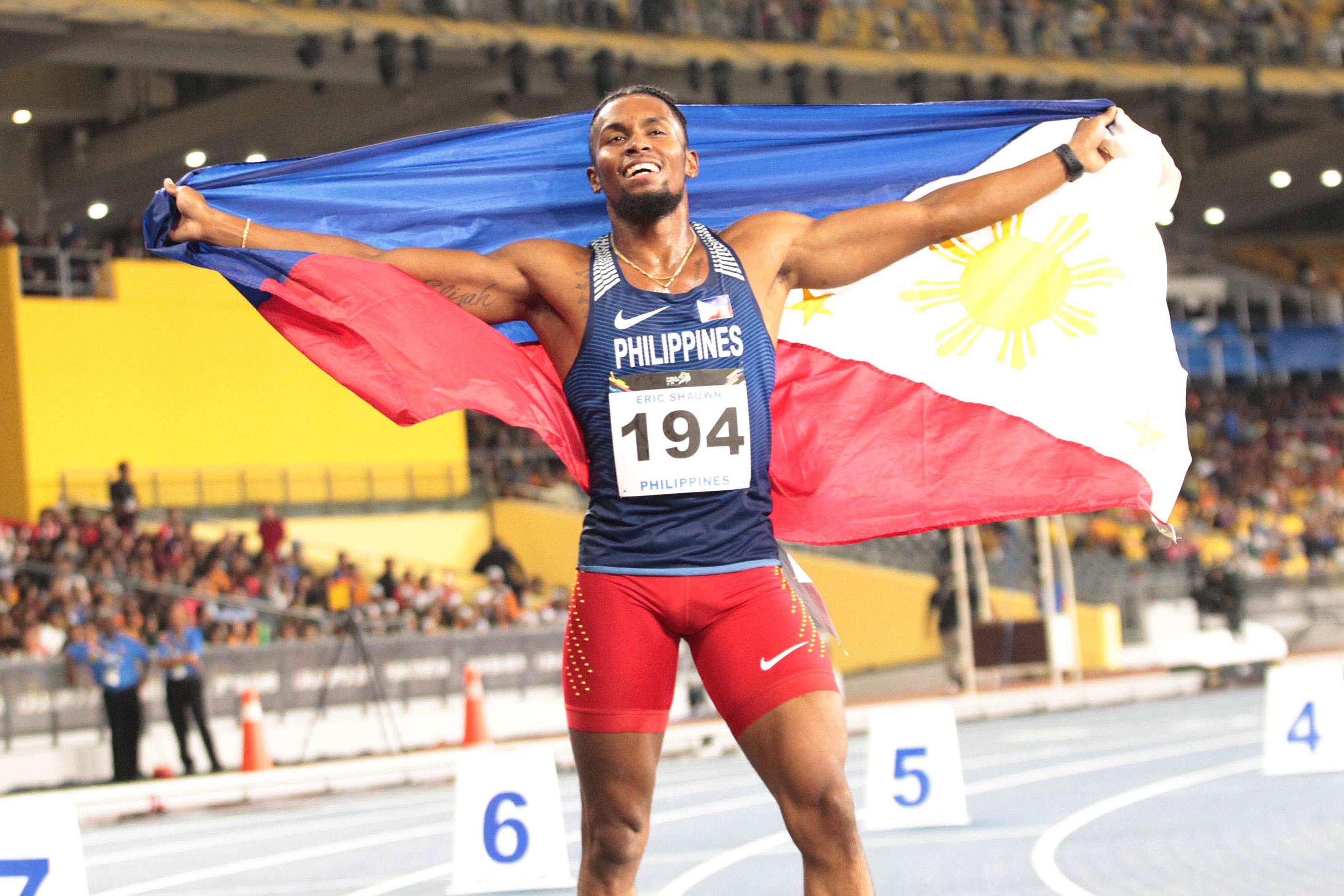 Khairul Hafiz conquers Southeast Asia with 100m gold