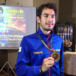 Huelgas: 'The best way to promote triathlon is by winning'