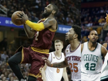 Numbers to Know: Cavaliers, Celtics swap All-Star guards