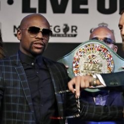 Mayweather, McGregor to fight for WBC 'money belt'