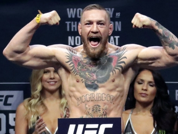 McGregor's future is healthy, wealthy and bright after bout