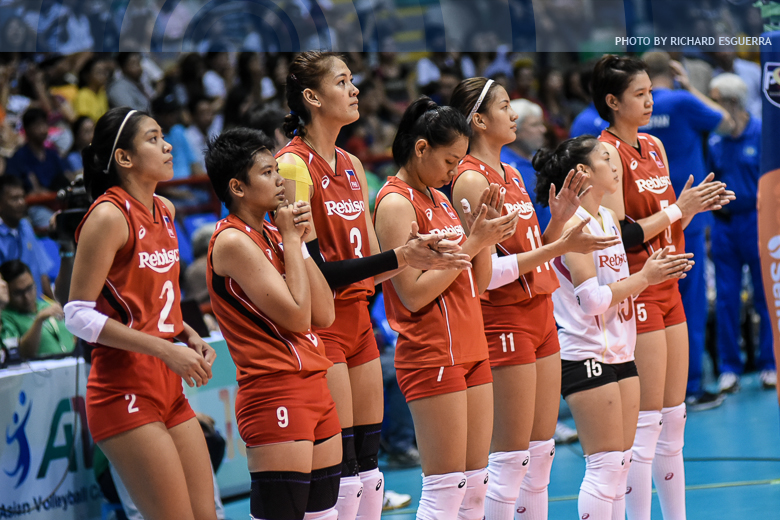 Vietnam denies PHI a podium finish in women's volleyball
