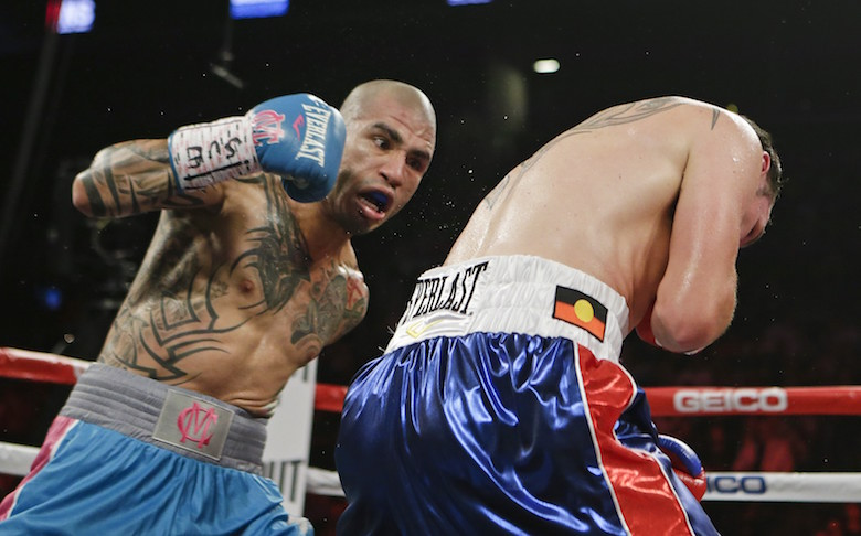 Miguel Cotto unanimously outpoints Yoshihiro Kamegai
