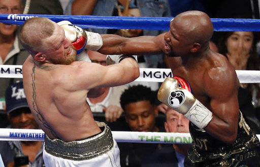 LOOK: Pacquiao, sports world react to Mayweather-McGregor