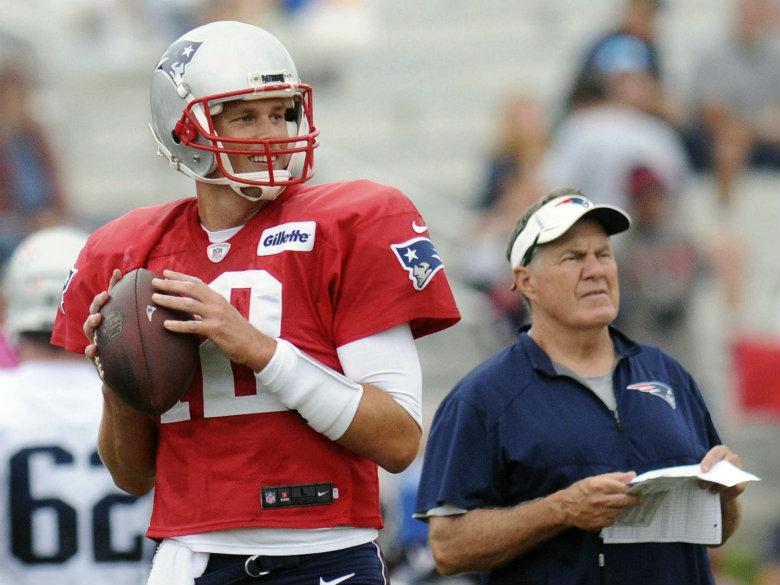 NFL 2017: Patriots remain power of weak new-look AFC East