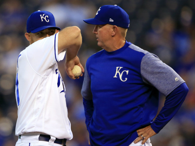 Royals Nearing MLB Record for Consecutive Scoreless Innings After Loss vs. Rays