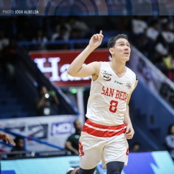 Bolick proves to Amer that San Beda still in good hands