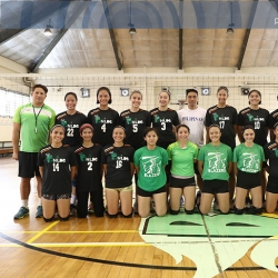 CSB Lady Blazers up to the challenge
