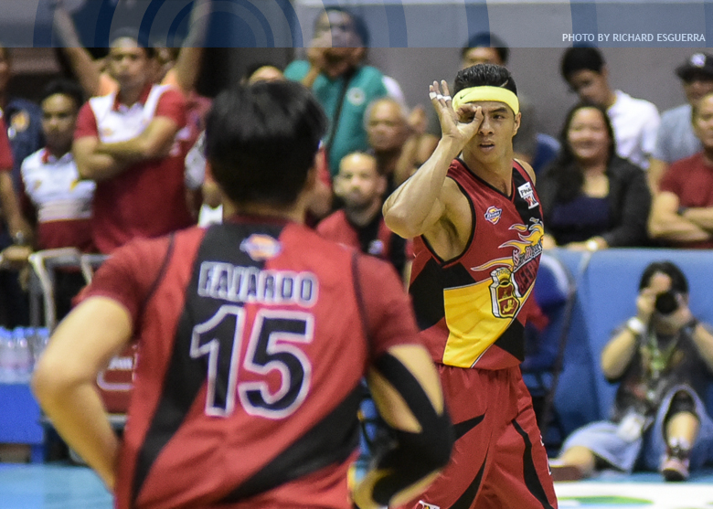 Aces finally stop losing skid with rousing win over SMB