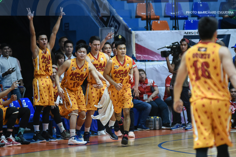 San Beda, Letran find common ground in trying to sink LPU