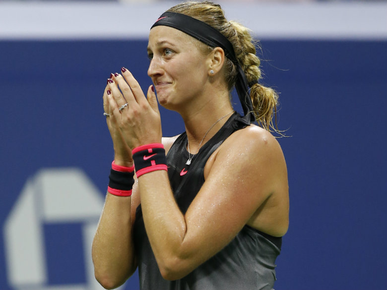 Petra Kvitova no longer surprising herself after US Open win