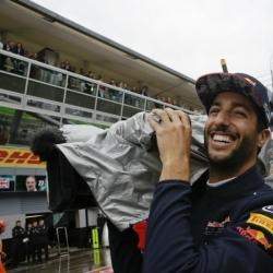 Ricciardo gaining a reputation for his overtaking skills