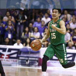 Montalbo questionable for DLSU's season-opener against FEU