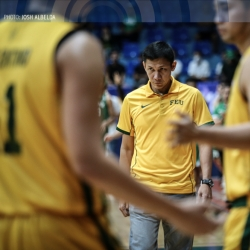 With a Racela still at the helm, FEU ready to charge anew