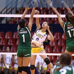 UAAP high school volleyball opens on Saturday