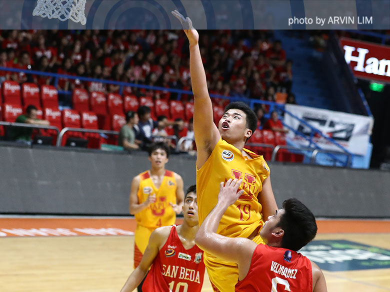 Malayan sends rival San Beda to third loss in a row