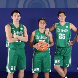 Watch out, DLSU is about to deploy #MAYHEM-ready rookies