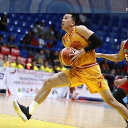 Calisaan, Golden Stags charge through Generals
