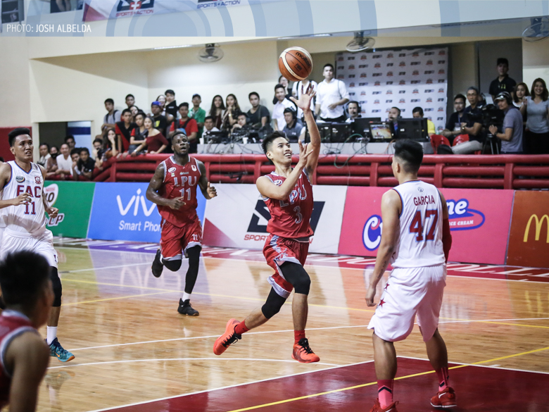 LPU's Marcelino says sorry for ankle-breaker on CSB Blazer