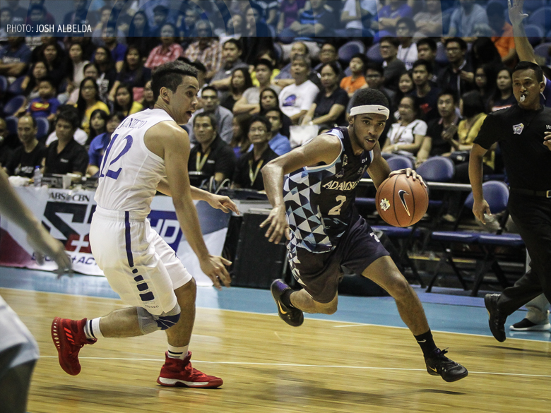 Ateneo, Adamson figure in early-season heavyweight bout