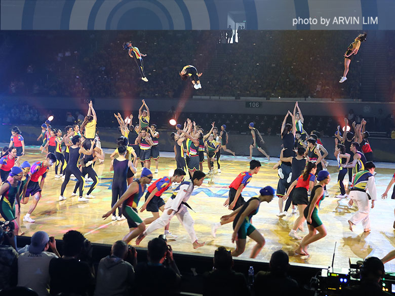 UAAP greats inspire current crop of players to Go for Great