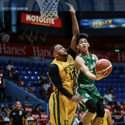 Champion DLSU, challenger FEU go to war to start season