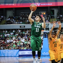 DLSU takes fight out of FEU even without Mbala
