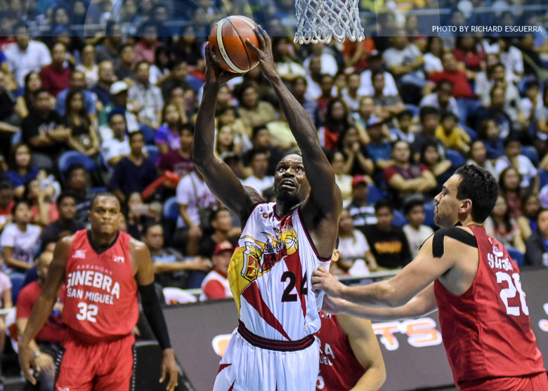 New SMB import says he got a little scared during debut