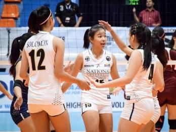 Junior Tigresses grab solo lead