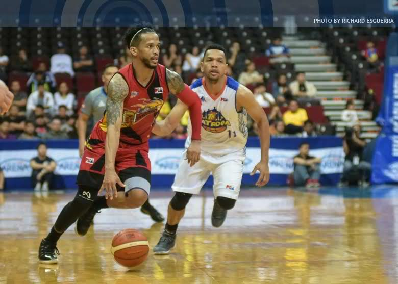 Ross already in playoff form as Beermen enter playoff run