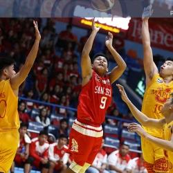 Gozum, Bonifacio at forefront of Robins' title defense