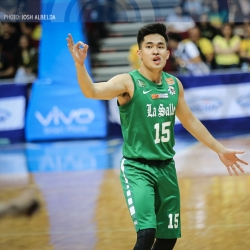 DLSU's Montalbo says he's 'all good' with FEU's Dennison