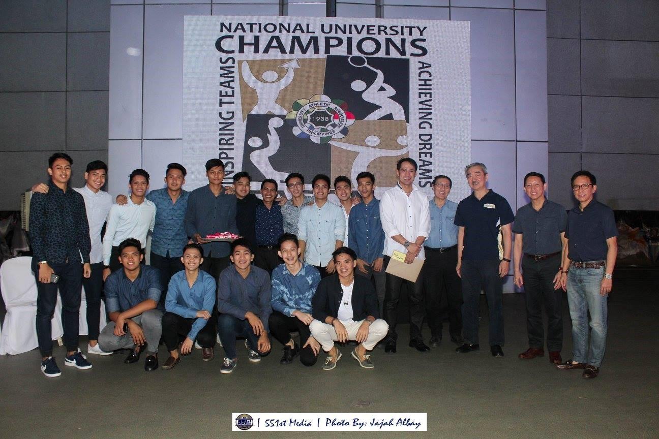 NU team manager hails Sports Vision