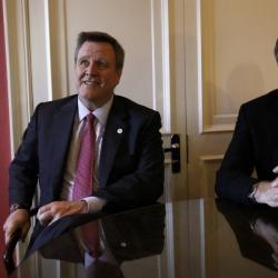 Tough task: USOC tamped down discord to help LA get Games