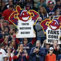 Roaring 20: Indians equal AL record with 20th straight win