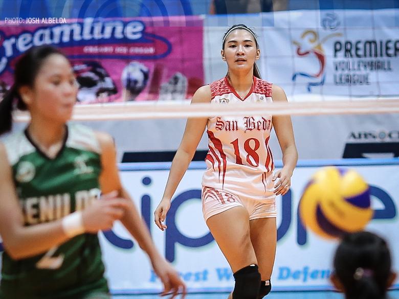 Mentally kaya na namin sila -- Racraquin on win vs. CSB