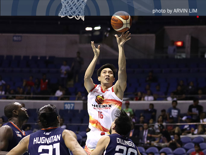 ROS all business despite first game against Jeff Chan
