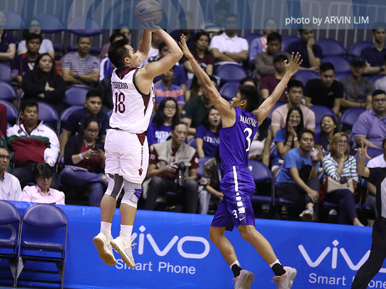 Desiderio says he needs to transition playmaker