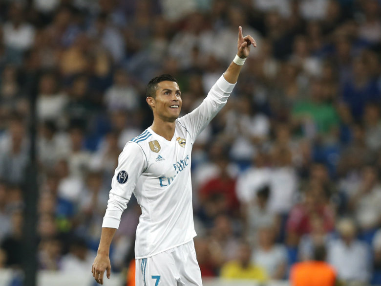 Ronaldo back with brace as Madrid, Man City, Spurs win in CL