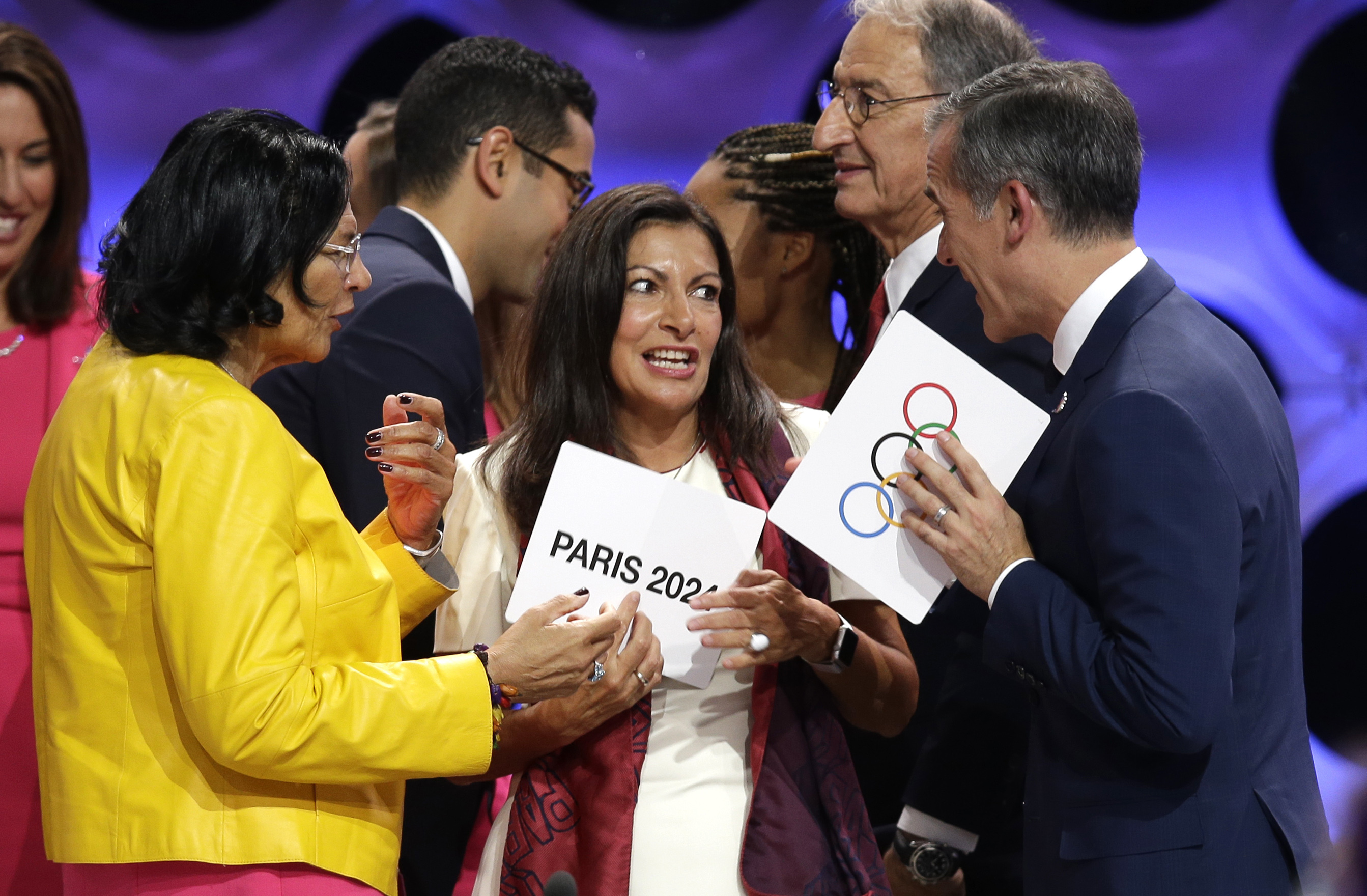 Doubling down: Paris awarded '24 Olympics, LA gets '28