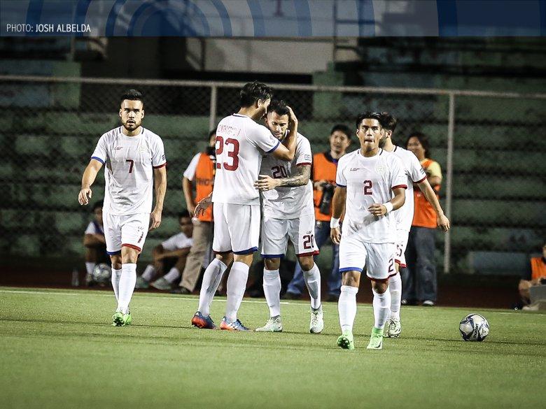 Azkals climb four spots in FIFA Rankings
