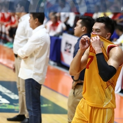 Coach Egay hits back: 'Si Michael, victim ng maling tawag'