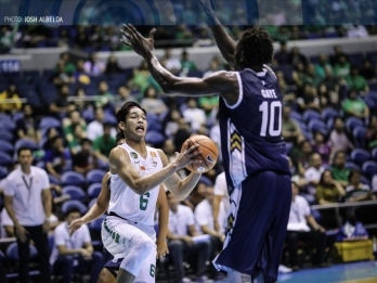 Rivero comes up clutch as DLSU guns down NU in shootout