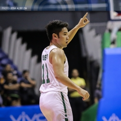 For 2nd straight year, DLSU wins for Our Lady of Penafrancia