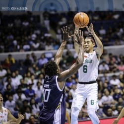 Ricci Rivero has a new role: To make other Archers look good