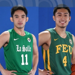 MINIONS UNITE: 'Small but terrible' UAAP ballers