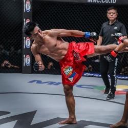 Geje Eustaquio drops close split decision at ONE in Jakarta