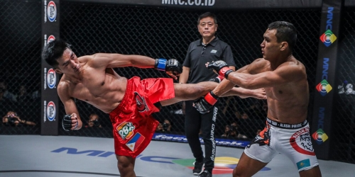 Geje Eustaquio drops close split decision at ONE in Jakarta