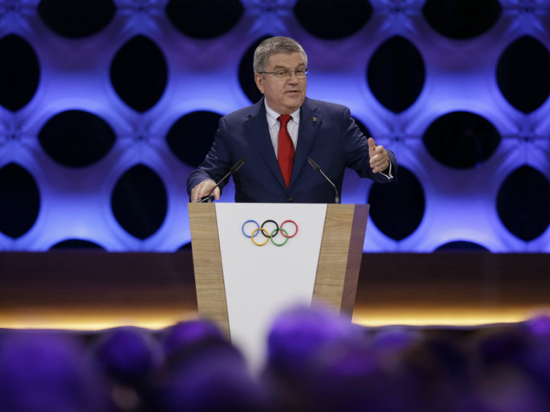 Olympic leader confident Games will go on in South Korea