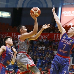 Ayaay keeps Player of the Week plum in LPU